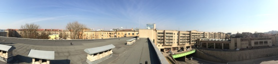 rooftop panorama